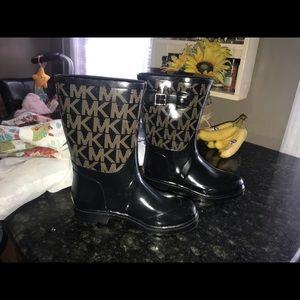 Michael Kors Women's Rain Boots(size 8)